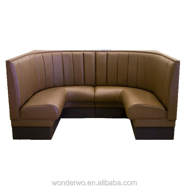 U Form Booth Seating Klischen Ecke