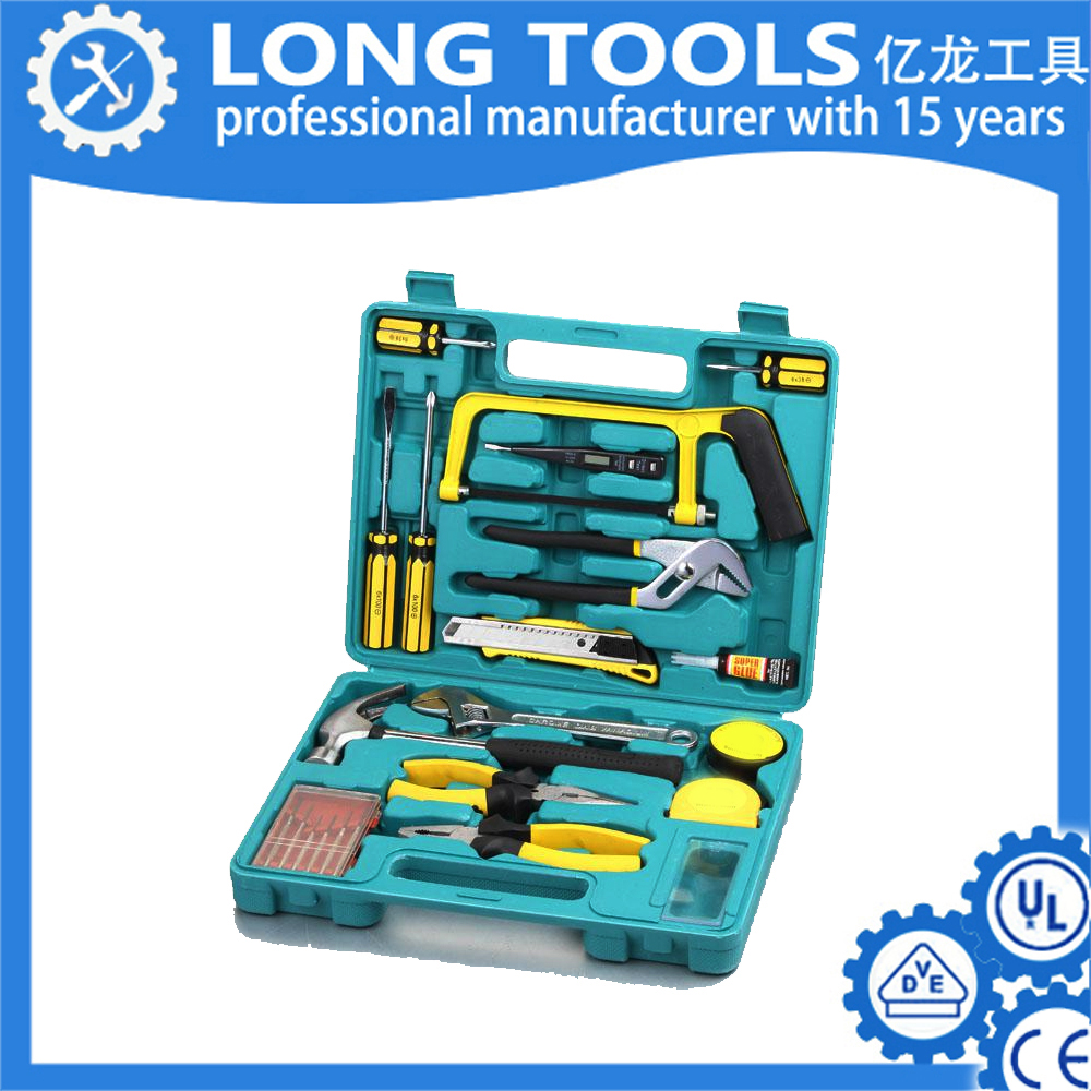 Hot sale metal kids tool set power cheap power auto tool set