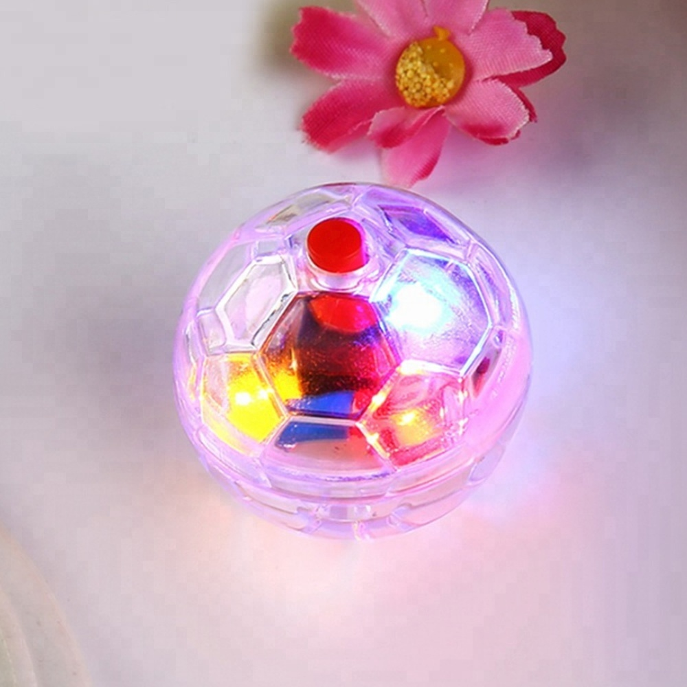 Flashing Ball Cat Toys Magic Led Pet Ball