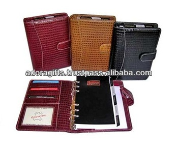 genuine leather agenda planner cute design planners manufacturer of best agenda planner