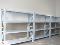 ISO9001 Middle Duty Warehouse Factory Iron Steel Pallets