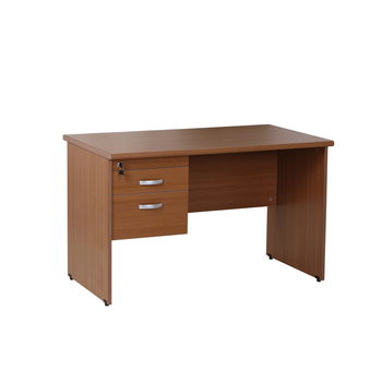 Office Desk With Locked Drawers Small