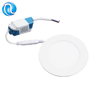 competitive price Factory Wholesale Super Bright Ultra Thin Round Led Panel Light