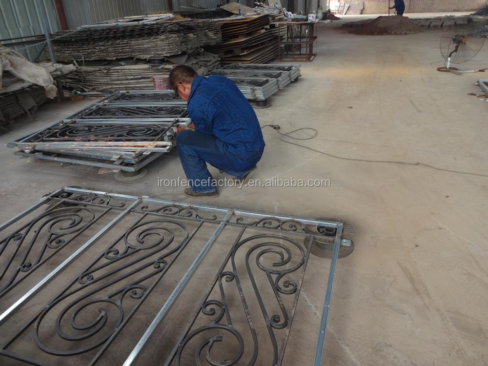 House Gate Grill Designs/iron Pipe Gate Design/new Design Iron ...