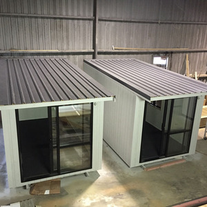 Prefabricated steel structure Japan container house