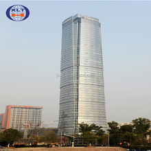 Good quality luxury prefabricated high rise steel structure luxurious hotel building