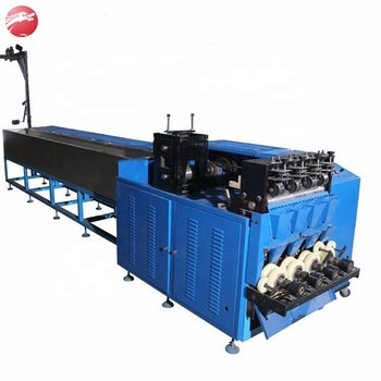 Full automatic 8 wire 4 balls 0.7mm wire drawing to 0.13mm scourer  integrated machine