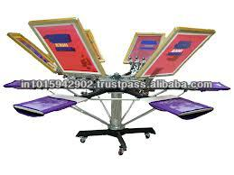 t-shirt screen printing machines Manufacturer