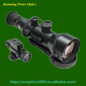 star light night vision, Gen2+/3 night vision weapon sight for security and police