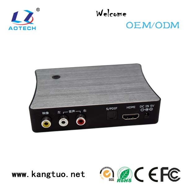 2tb true hdd media player recorder