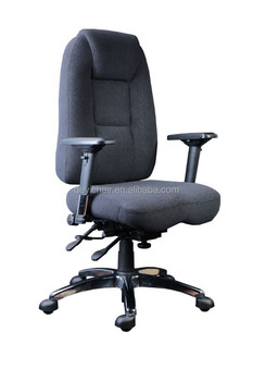 5394c 15 office chair for heavy people with aluminum base