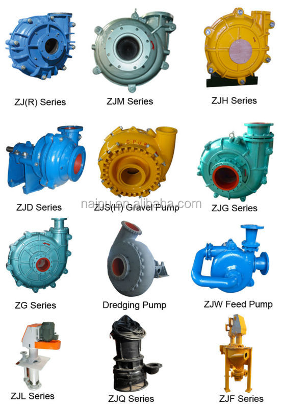 A full range of sand pumps  for wet sand suction /harga mesin pompa sedot pasir