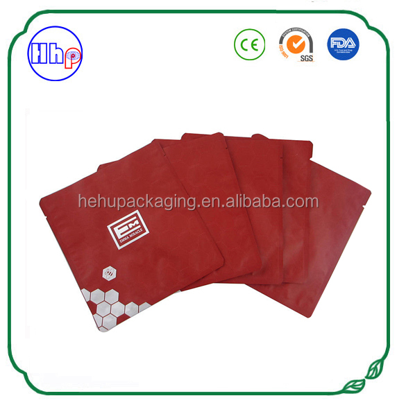 moisture proof high quality custom printed face mask bag make in China