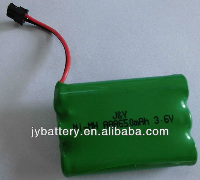intercom cordless phones battery aaa 650mAH 3.6v