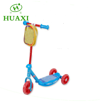 Kid Three 150MM Large Wheel Scooter Fox Pro Scooter