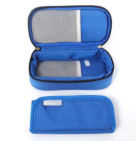 Diabetic Insulated Travel Case Freezer Pack Insulin