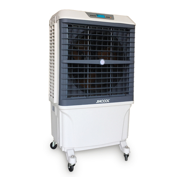 Portable air cooler with 100% copper wire motor