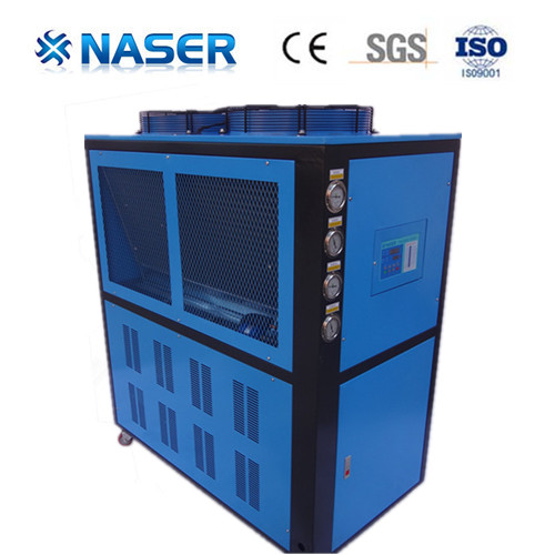 Naser High Quality Plastic Injection Air Cooled Water Chiller