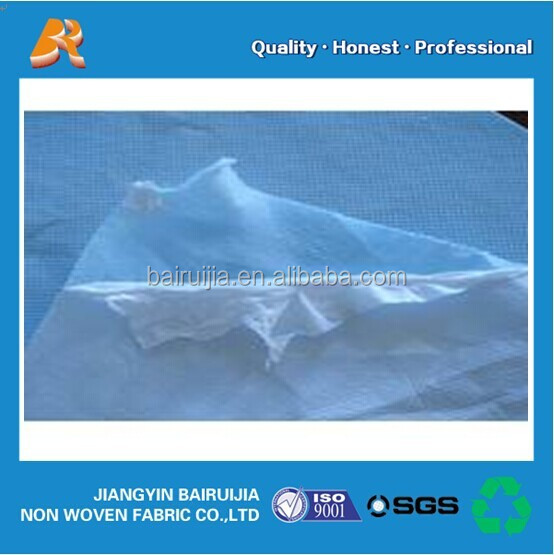 Waterproof /breathable/PP Spunbonded Non Woven Fabric Laminated With PE Film