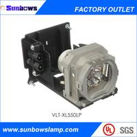 Sunbows Original Module Projection TV lamp VLT-XL550LP for MITSUBISHI XL550U / XL1550 / XL1550U / XL550