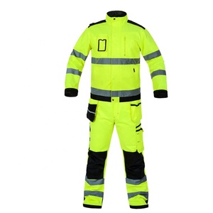 Cheap reflective safety jackets design your own work uniform