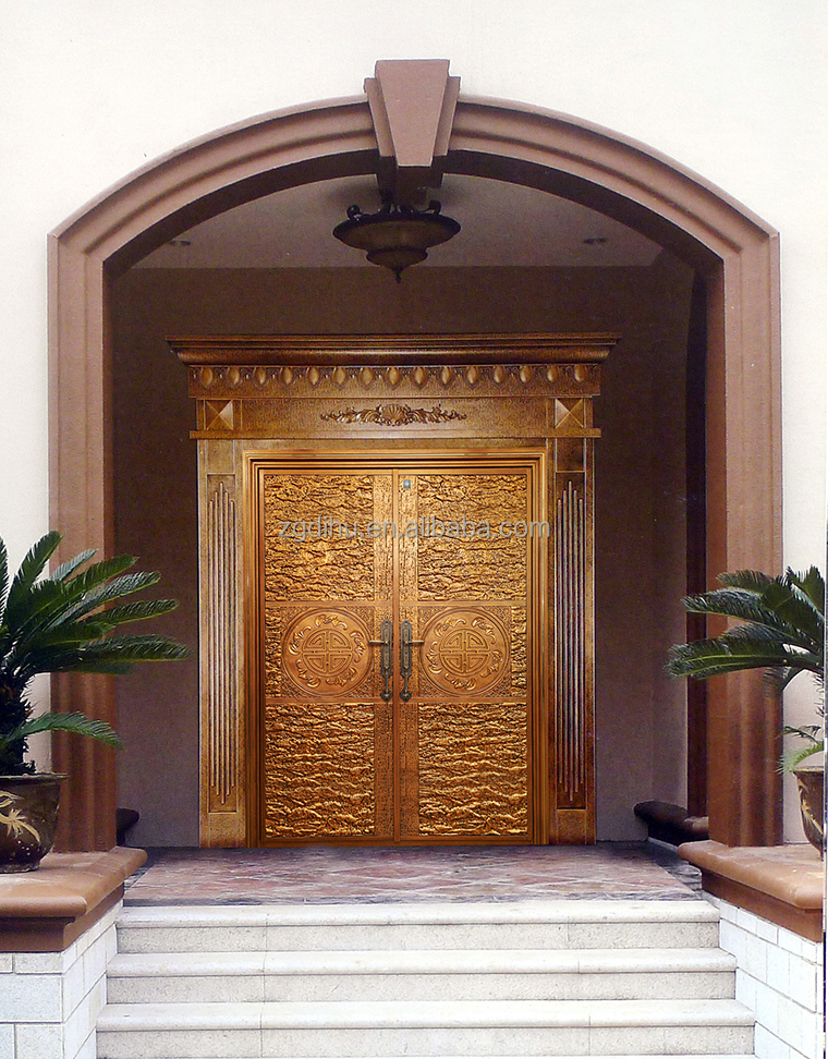 High Quality Exterior Doors Jefferson Door: High Quality Cast Aluminium Entry Door