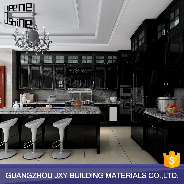 china black kitchen cabinet china black kitchen cabinet