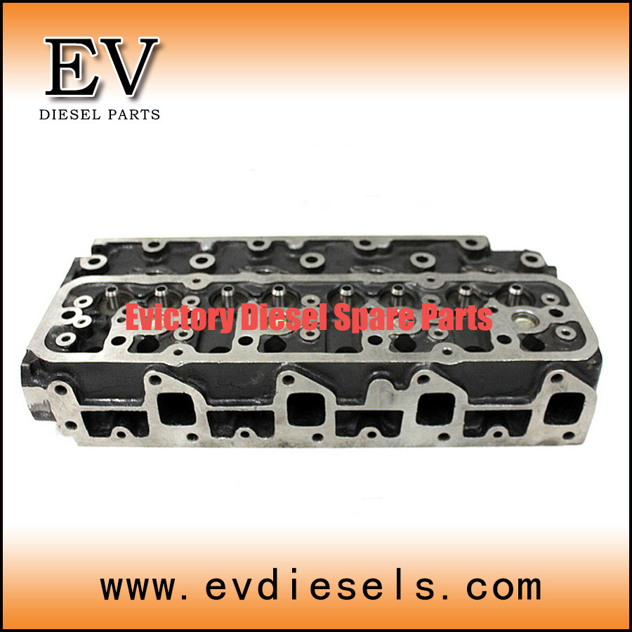 head cylinder 3kc1 3kc2 3kr1 cylinder head excavator engine head cylinder 3kc1 3kc2 3kr1 cylinder head excavator engine parts