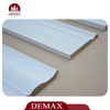 White coated MDF skirting, cheap but good quality MDF moulding / baseboard