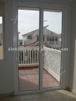 Balcony Glass Sliding Door