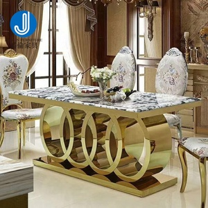 Marble Top 8 Seater Dining Table Supplieranufacturers At Alibaba