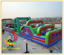 best pvc intriguing inflatable Extreme X Obstacle Course