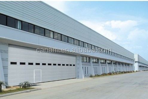 Larger electric security steel roller door for sale