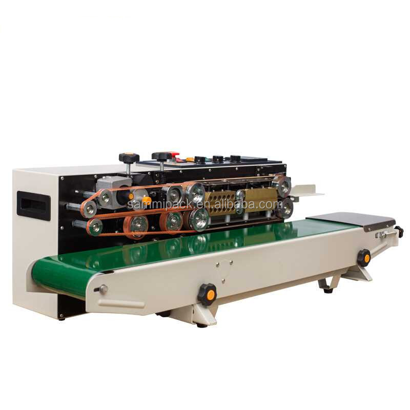 Instant printing and instant dry continuous band sealer FRD-1000C