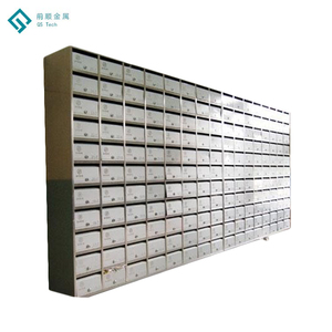 Chinese Supplier Stainless Steel Mail Box Letter/Newspaper Box