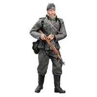 custom 3d resin soldier figure figurine model