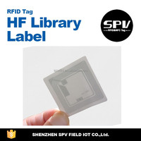 RFID Solutions HF Libray Taf for Access Control/Product Tracking/Logistics/Asset Management