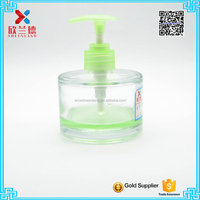 200ml best price high quality glass hand sanitizer bottle