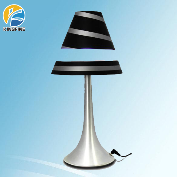 Electromagnetic Floating Bedside LED Reading Lamp /Energy Efficient Floating Table Lighting FRLTS9