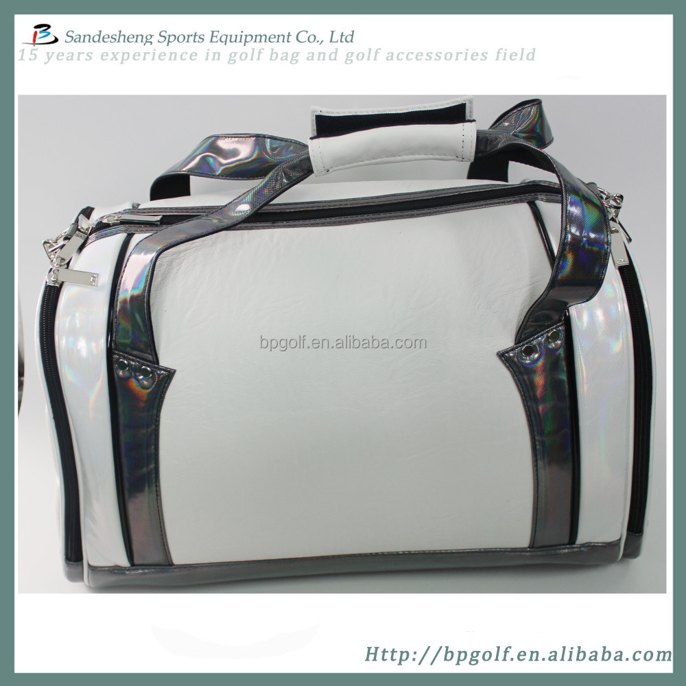 Golf Duffle Bag With Shoe Compartment