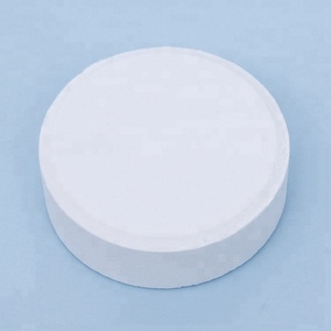 Trichloroisocyanuric Acid 3 inch pool chlorine tablets