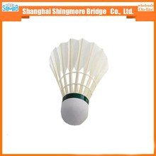 2017 alibaba china supplier hot sales good quality badminton shuttlecock for bodybuilding