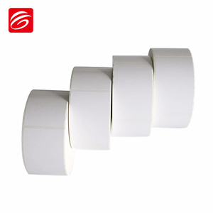 Custom Self Adhesive Thermal Paper, Custom Self Adhesive Direct Thermal Label,custom accepted factory made