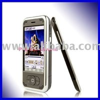 Dual SIM Standby big Touch Screen Cell Phone Mobile Phone Quad Band P168c p168 + Quad-band best quality