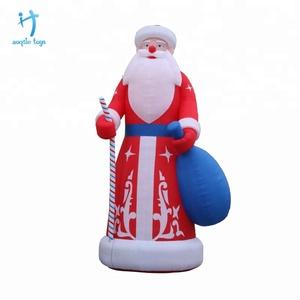 Outdoor Stuffed Santa Claus Outdoor Stuffed Santa Claus