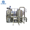 Hot Sale 3HL 5HL 10HL 20Hl 20hl microbrewery beer equipment with CE certificate