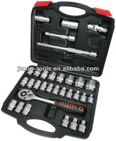 31pcs socket and wrench sets
