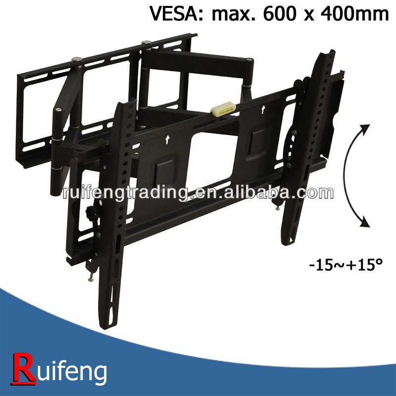 vesa600x400mmフルモーションのテレビの壁マウント-テレビマウント問屋・仕入れ・卸・卸売り
