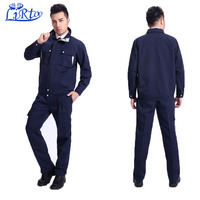 High quality unisex flame resistant workwear engineering workwear uniform for factory