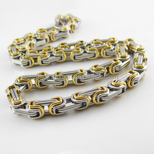 gold chain product popcorn italian chains yellow approx design